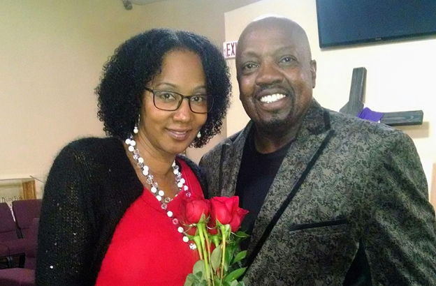 Pastor Jimmy & Lisa Harris